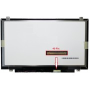 14.0'' Wxga HD 1366x768 Parlak B140XW02 V.1 Notebook Lcd - 40 Pin 14.0 Slim Led